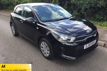 Kia Rio 1 ISG FULL SERVICE HISTORY BLUETOOTH AIR CON DAB RADIO
