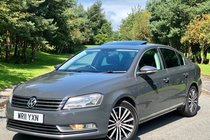 Volkswagen Passat SPORT 2.0 TDI BLUEMOTION TECHNOLOGY 170 SALOON