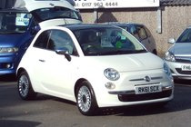 Fiat 500 LOUNGE 1.2 40,000 MILES SERVICE HISTORY