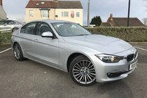 BMW 3 SERIES 2.0 320d BluePerformance Luxury (s/s) 4dr