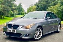 BMW 5 SERIES 525i M SPORT - 2.5 PETROL - ULEZ COMPLIANT