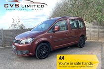 Volkswagen Caddy 1.6 TDI C20 Life Mini Bus DSG 4dr