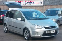 Ford C-Max 1.8i Zetec 92000 MILES SUPERB VALUE