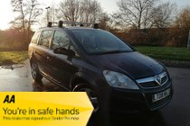 Vauxhall Zafira EXCLUSIV CDTI - AUTOMATIC 1.9 DIESEL FAMILY MPV