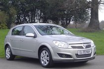Vauxhall Astra DESIGN 1.8i 16v VVT auto