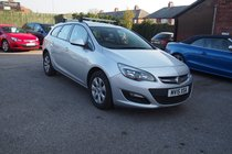 Vauxhall Astra DESIGN CDTI ECOFLEX S/S SAT NAV ! £0 YEAR TAX ! 12 MONTH MOT ! 99% FINANCE APPROVAL !