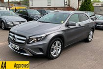 Mercedes  2.1 GLA220 CDI SE (Executive) 7G-DCT 4MATIC 5dr