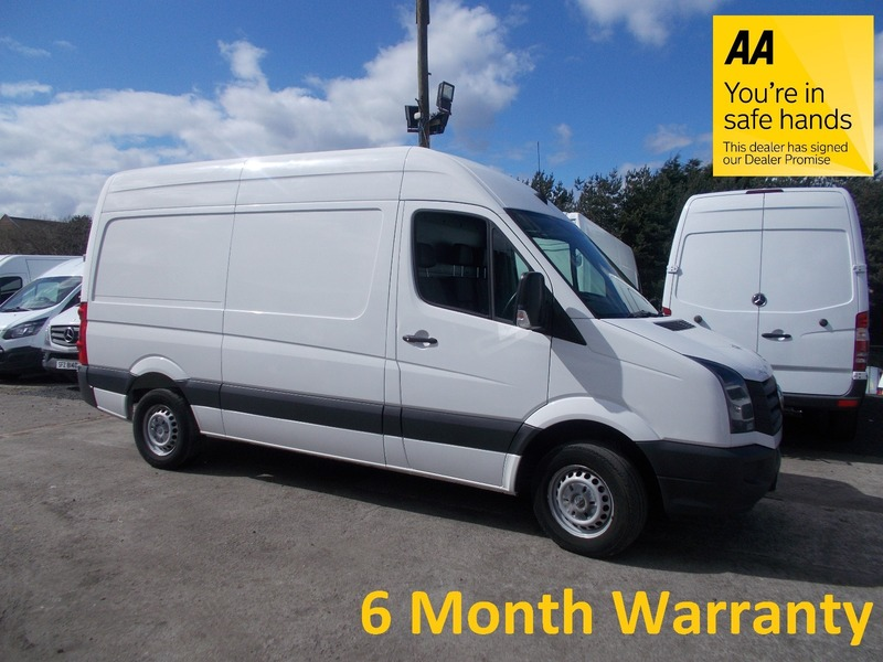 ed4b99c882 Volkswagen Crafter 35 2.0 Tdi 109 MWB H Roof