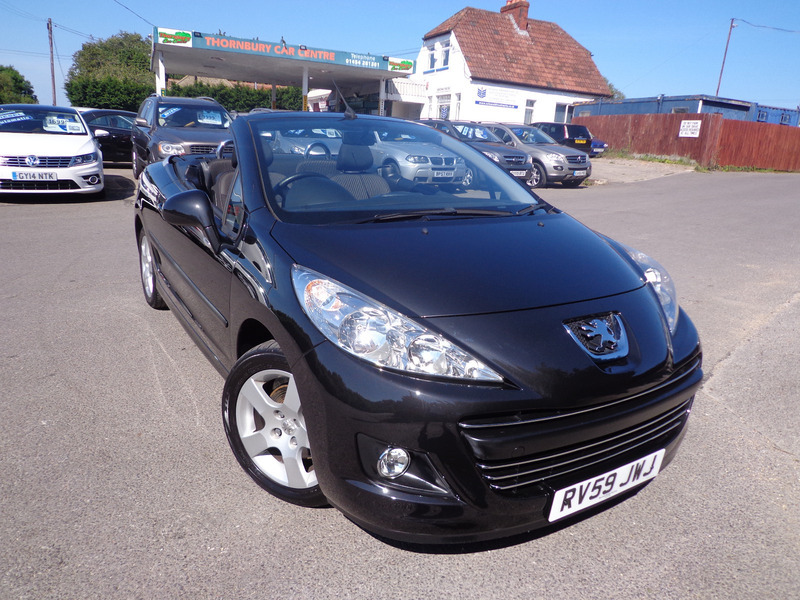 peugeot 207 1 6 16v 120 sport coupe cabriolet thornbury. Black Bedroom Furniture Sets. Home Design Ideas