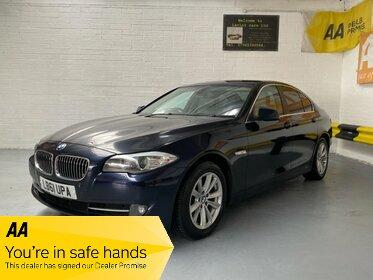 BMW 5 SERIES 520d EFFICIENTDYNAMICS