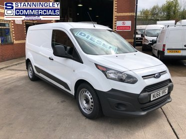 Ford Connect 210 L2 1.6 TDCi