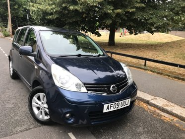Nissan Note ACENTA+Full Service History+Low Insurance