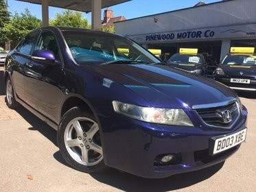 Honda Accord 2.4 I-VTEC EXECUTIVE MANUAL