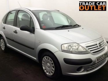 Citroen C3 1.4 HDI DESIRE+SOLD FOR SPARES+