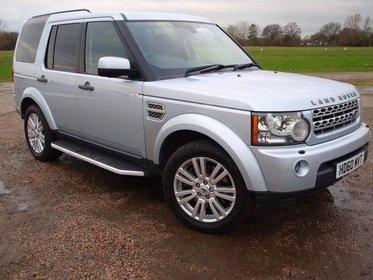 Land Rover Discovery FULL LR/SPECIALIST HISTORY, REVERSING CAMERA