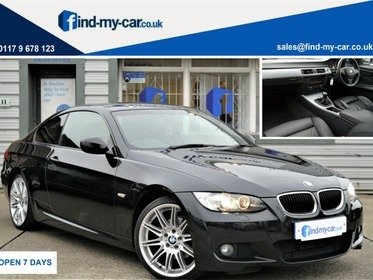 BMW 3 SERIES 320d M SPORT HIGHLINE COUPE