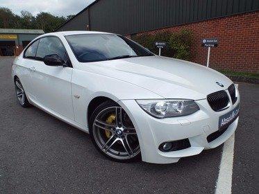 BMW 320 2.0 320d SPORT PLUS, FBSH,New MOT,Stunning!!