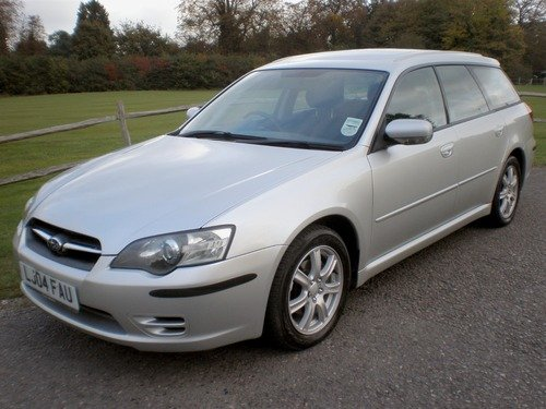 Subaru Legacy 2.0I S SPORTS TOURER Automatic