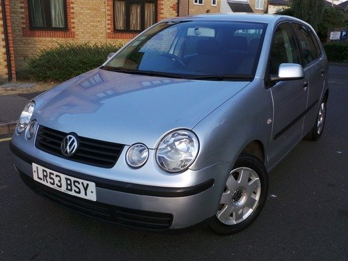 Volkswagen Polo 1.4 S 75PS