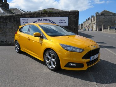 Ford Focus 2.0 TDCI ST-2 185PS