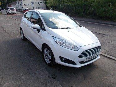 Ford Fiesta 1.25 ZETEC BUY NO DEP & £31 PER WEEK