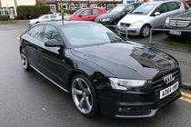 Audi A5 SPORTBACK TDI QUATTRO S LINE BLACK ED