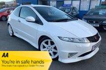 Honda Civic I-VTEC CHAMPIONSHIP WHITE TYPE R