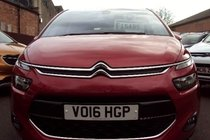 Citroen C4 Picasso 1.6 EXCLUSIVE PLUS BLUE HDI 120 EAT6 AUTOMATIC SAT NAV