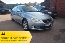 Lexus IS 220D SE  1 FORMER OWNER ! 12 MONTHS MOT !