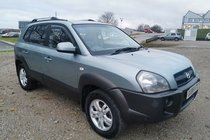 Hyundai Tucson CDX #4x4  #FinanceAvailable