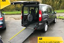 Fiat Doblo 8V DYNAMIC H/R Wheelchair Adapted 22k miles