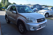 Toyota RAV4 VVT-I XT3 3 DOOR MANUAL PETROL