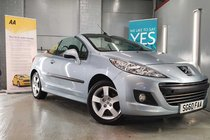 Peugeot 207 CC SPORT