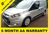 Ford Connect 200 TREND P/V 6 MONTH AA WARRANTY - 12 MONTH MOT - FULL SERVICE - 12 MONTH AA BREAKDOWN COVER