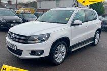Volkswagen Tiguan SPORT TDI BLUEMOTION TECH 4MOTION DSG