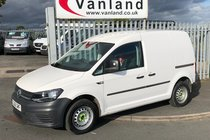 Volkswagen Caddy C20 PLUS TDI STARTLINE
