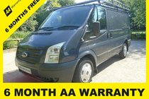 Ford Transit 280 SWB TREND LR P/V 6 MONTH AA WARRANTY - 12 MONTH MOT - FULL SERVICE - 12 MONTH AA BREAKDOWN COVER