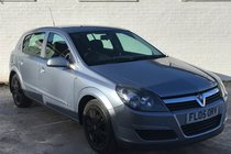 Vauxhall Astra 1.6 i 16v Breeze 5dr 2 FORMER KEEPER , LONG MOT