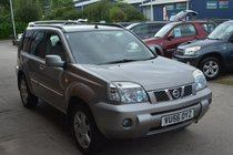Nissan X-Trail DCI COLUMBIA 5 DOOR 4X4