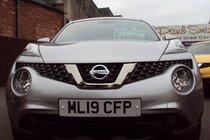 Nissan Juke 1.6 TEKNA BOSE XTRONIC AUTOMATIC SAT NAV 360 CAMERAS