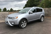 Mitsubishi Outlander 2.0 DI-D Warrior 4WD [7 seats]