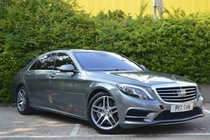Mercedes S Class S400 HYBRID L AMG LINE EXECUTIVE