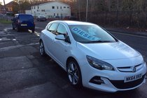 Vauxhall Astra 1.6CDTI 16V LIMITED BUY NO DEP & £41 A WEEK T&C