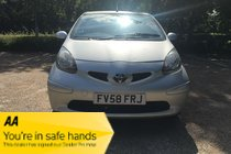 Toyota AYGO VVT-I PLATINUM 3Dr - Perfect example of economy, reliability & comfort - Cheap Tax & Insurance - *NOW REDUCED BY £300.00*