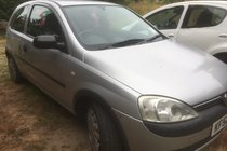 Vauxhall Corsa CLUB 12V