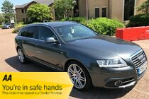 Audi A6 AVANT TDI S LINE SPECIAL EDITION Privacy Glass Navigation S-Line Full Leather Multi Functional Steering Wheel