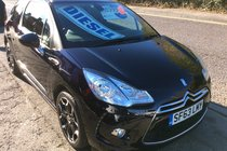 Citroen DS3 1.6E-HDI 90 AIRDREAM DSTYLE PLUS - NUY NO DEPOSIT £36 A WEEK
