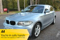 BMW 1 SERIES 118d EDITION ES