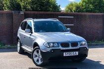 BMW X3 3.0 i Sport SUV 5dr Petrol Automatic (293 g/km, 231 bhp)