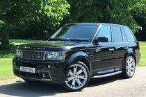 Land Rover Range Rover Sport 4.2 V8 Supercharged HST